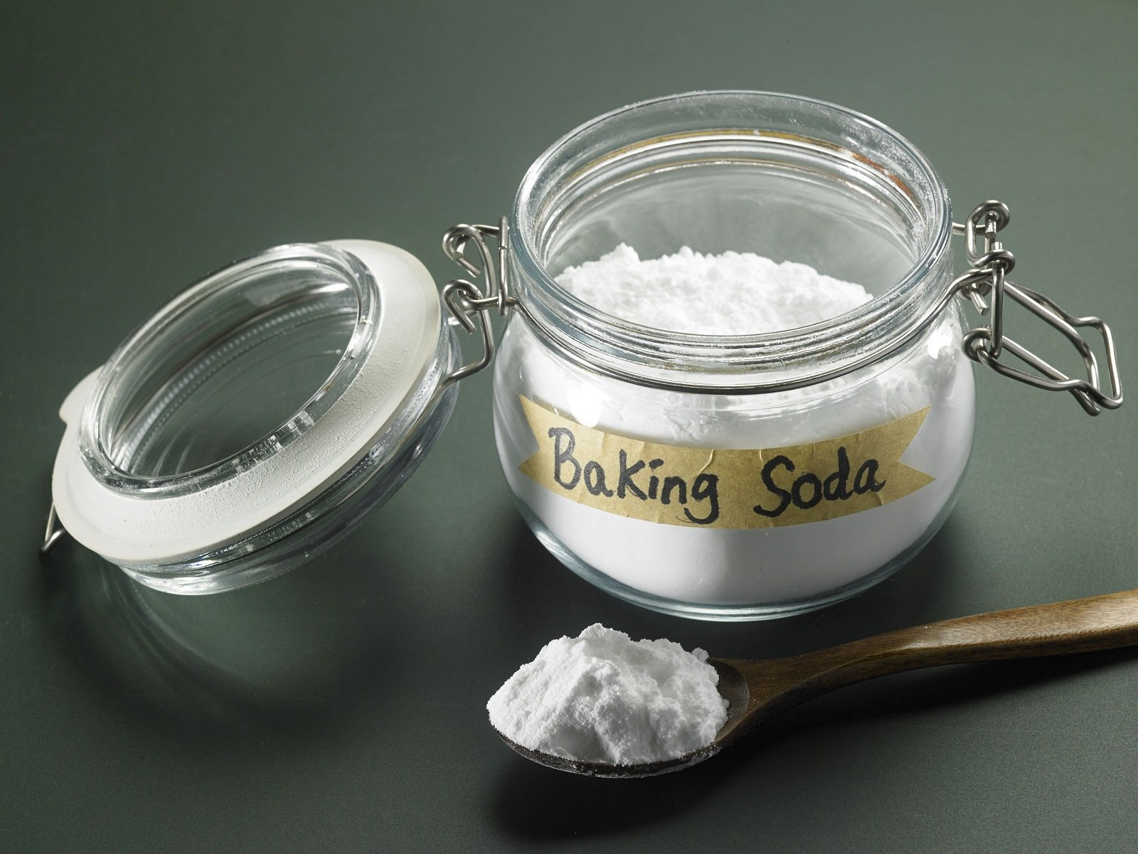 Baking soda test for low stomach acid